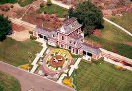 Map Of Neverland Michael Jackson U0027s Neverland Ranch Is Still On The Market Fortune Com