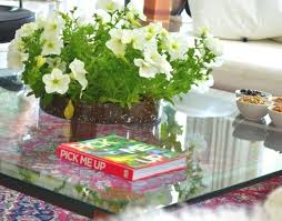 coffee table floral arrangements floral centerpieces for coffee table the uptown acorn fresh flowers