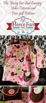 Pink Car Seat Canopy by Best 25 Car Seat Canopy Pattern Ideas On Pinterest Car Seat