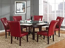 red dining room set dining room set w red chairs stunning