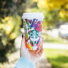 alert the starbucks holiday cups are officially here wstale com