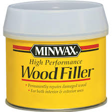 minwax 12 oz high performance wood filler 21600 the home depot
