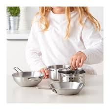 ikea ustensiles cuisine duktig ustensiles cuisson enfant 5 pièces ikea