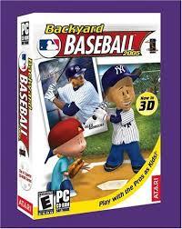 Pete Wheeler Backyard Baseball Amazon Com Backyard Baseball 2005 Pc Video Games
