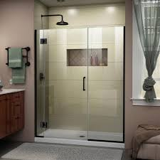 kohler purist 2 1 2 in x 14 in shower door handle in bright