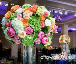 wedding flowers ottawa luxury wedding