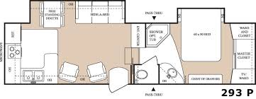 prowler cer floor plans fleetwood prowler travel trailer wiring diagram life style by