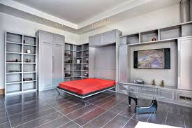Bookcase Murphy Bed Wardrobes Wall Wardrobe With Tv Stand M Silver Polished Metal
