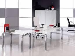 bureau de direction en verre bureaux de direction blanc achat bureaux de direction blanc pas cher
