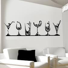 kids bedroom wall decor for children39s bedding sets double glasses wall decal by creative width 41x11 inches ebay da cor kitchen cabinet styles 2013
