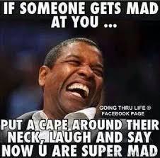 Denzel Meme - ideal denzel washington put a cape on why you mad super mad meme