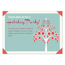 holiday party email invitation template original office party