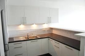 photo de cuisine blanche cuisine equipee blanche cuisishop a implantation de cuisine en u a