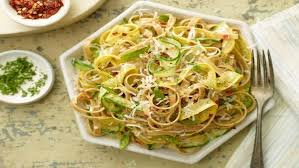 cuisine courgette courgette ribbon pasta recipes food uk