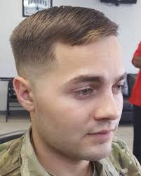officer haircut 40 different military haircuts for any guy to choose from