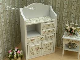 Shabby Chic Dollhouse by 366 Best Miniatures Minicler Images On Pinterest Dollhouses