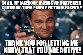 Friends Memes Facebook - leonardo dicaprio cheers meme imgflip