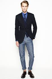 Wallace And Barnes Bomber J Crew Fall 2012 Menswear Collection Vogue