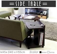 side table with power outlet mckey rakuten global market side table with power the sofa next