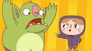 go away spooky goblin and lyrics