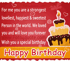 Wish Quotes Sayings Birthday Wishes Photos And Sayings