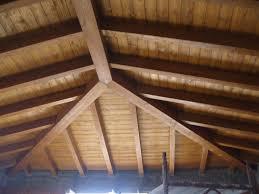 tetto padiglione copertura in legno casa unifamiliare tre emme service
