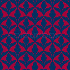 royal blue wrapping paper damask beautiful background with rich blue and luxury