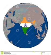 India Political Map by Political Map Of India With Spices Stock Image Image 20474441