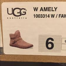 ugg womens amely shoes black 38 ugg shoes ugg amely booties from l s closet on poshmark
