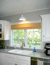 kitchen sink lighting ideas captivating kitchen wall mounted light sink wooden ceiling of