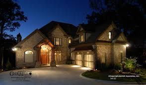 spring glen cottage house plan 04155 front elevation courtyard