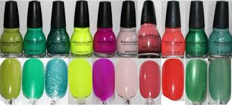 vibrancy on a brush sinful colors nail polish collection u0026 swatches