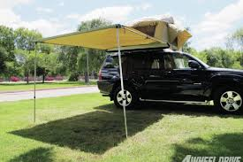 4x4 Awning 1109 4wd 13 Camel 4x4 Ironman Luxury Rooftop Tent Awning Photo