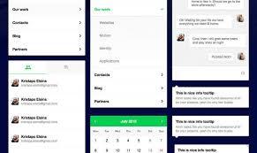 20 android ui widgets illustrator u0026 sketch mobile template
