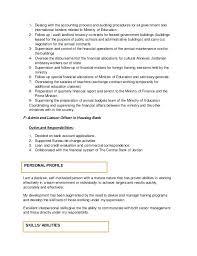 assistant de bureau cv assistant de bureau 4 curriculum vitae template for graduate