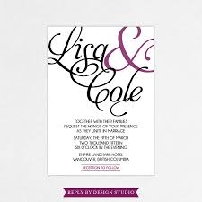 sle rsvp cards wedding invitation and rsvp card stated digital files or
