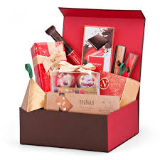 neuhaus chocolate gift box with baubles delivery in