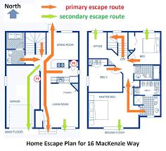 Evacuation Floor Plan Template Fire Safety Template Eliolera Com