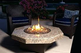 rectangle propane fire pit table round propane fire pit table diy table top propane fire pit