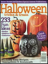 kirkland halloween vintage halloween collector 2015 better homes u0026 gardens halloween