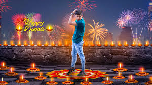 photoshop diwali special editing tutorial diwali photo