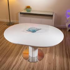 Expandable Table by Round Extending Dining Table Starrkingschool