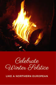 celebrate winter solstice like a northern european multicultural