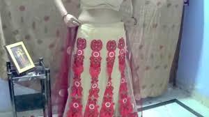 Draping Tutorial Lehnga Style Saree Draping Sari Wearing Style Tutorial Very