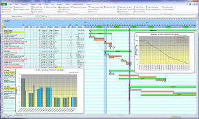Excel 2010 Gantt Chart Template Excel Resource Demand And Planning