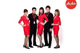 airasia uniform airasia flight attendant uniform pramugari