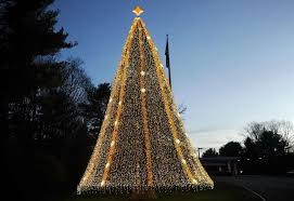 tree lighting at former ge campus to shine again connecticut post