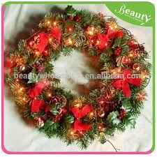 Decorated Christmas Wreaths Wholesale by Wholesale Christmas Garland Wholesale Christmas Garland Suppliers