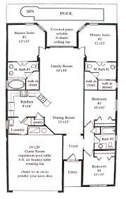 floor plan for roman house home design and style
