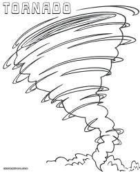 tornado safety coloring pages red free new lyss me